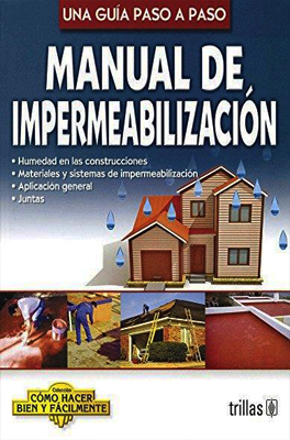 MANUAL DE IMPERMEABILIZACION