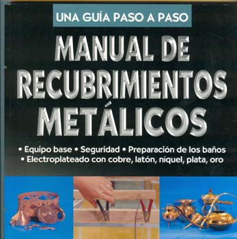 MANUAL DE RECUBRIMIENTOS METALICOS