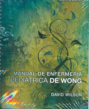 MANUAL DE ENFERMERIA PEDIATRICA DE WONG