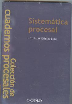 *SISTEMATICA PROCESAL