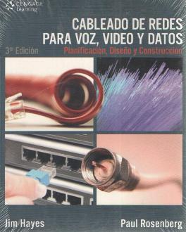 CABLEADO DE REDES PARA VOZ VIDEO Y DATOS